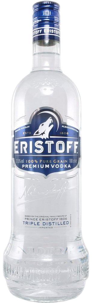 Eristoff Premium Vodka 1 Liter-0