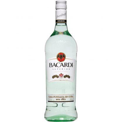 Bacardi - Carta Blanca 1,5l-0