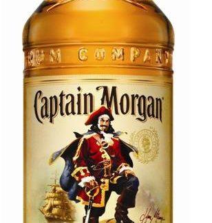 Captain Morgan Spiced Gold 0,7l-0